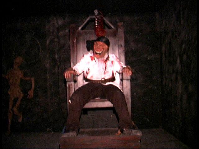 Electric chair execution footage http hauntrepreneurs com list your