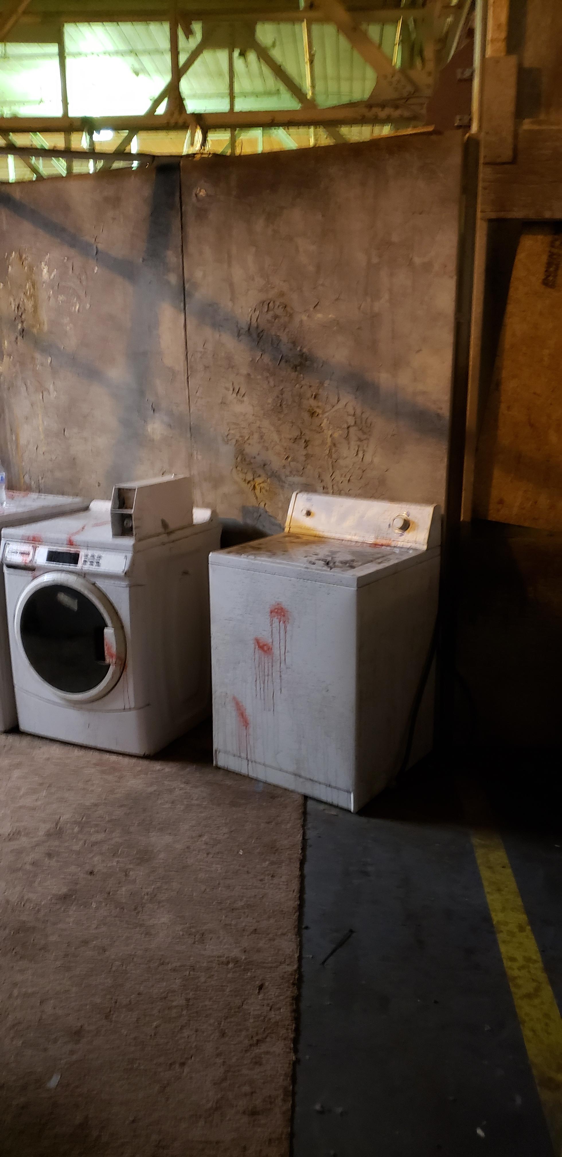 21 8 Laundromat