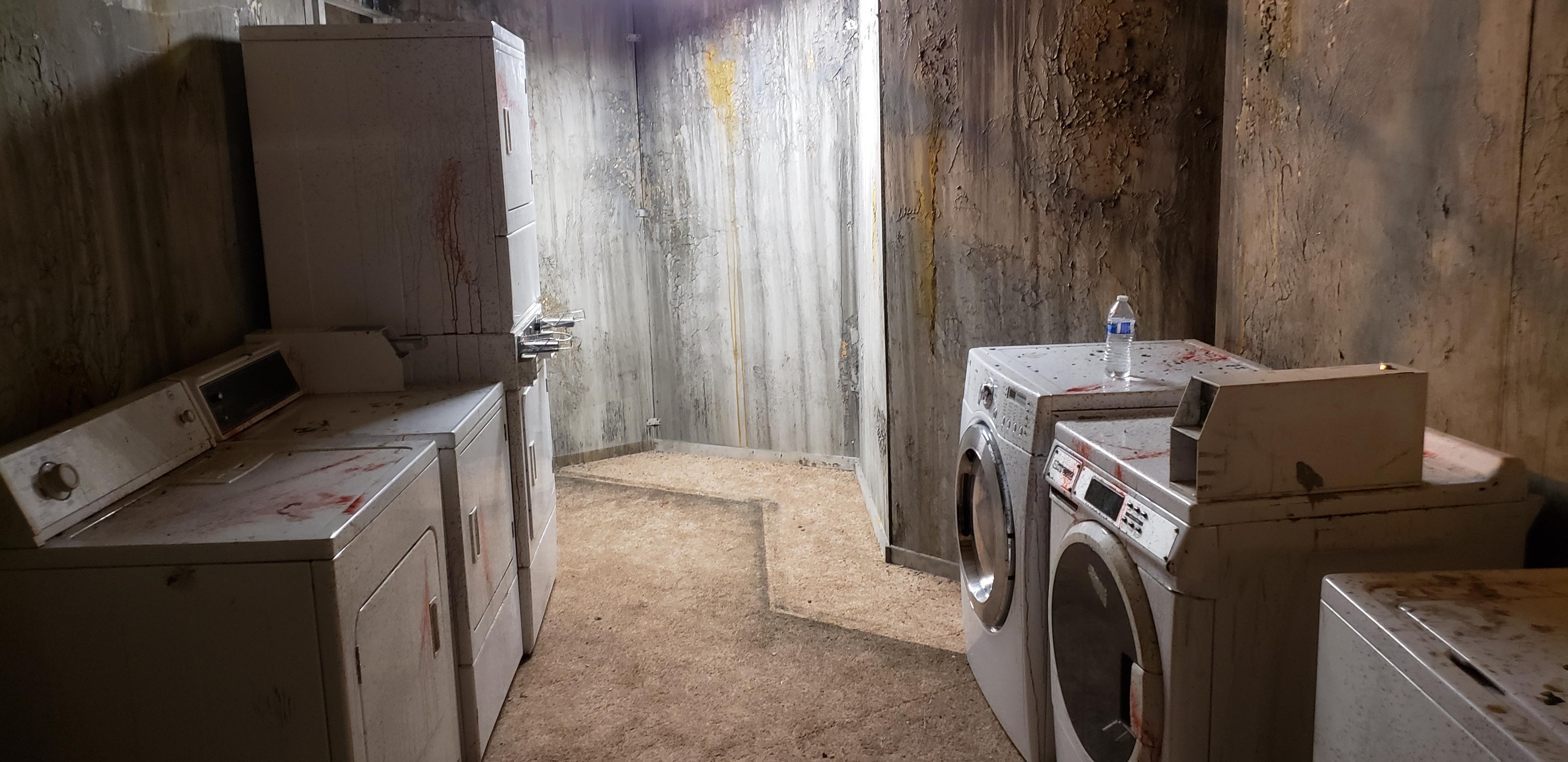 21 9 Laundromat