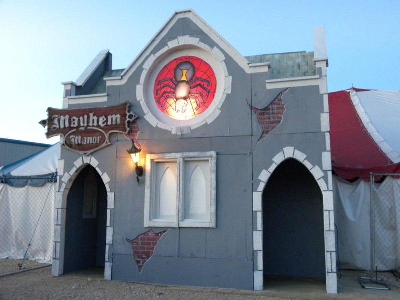 Mayhem Manor Gallery Hauntrepreneurs Hauntrepreneurs