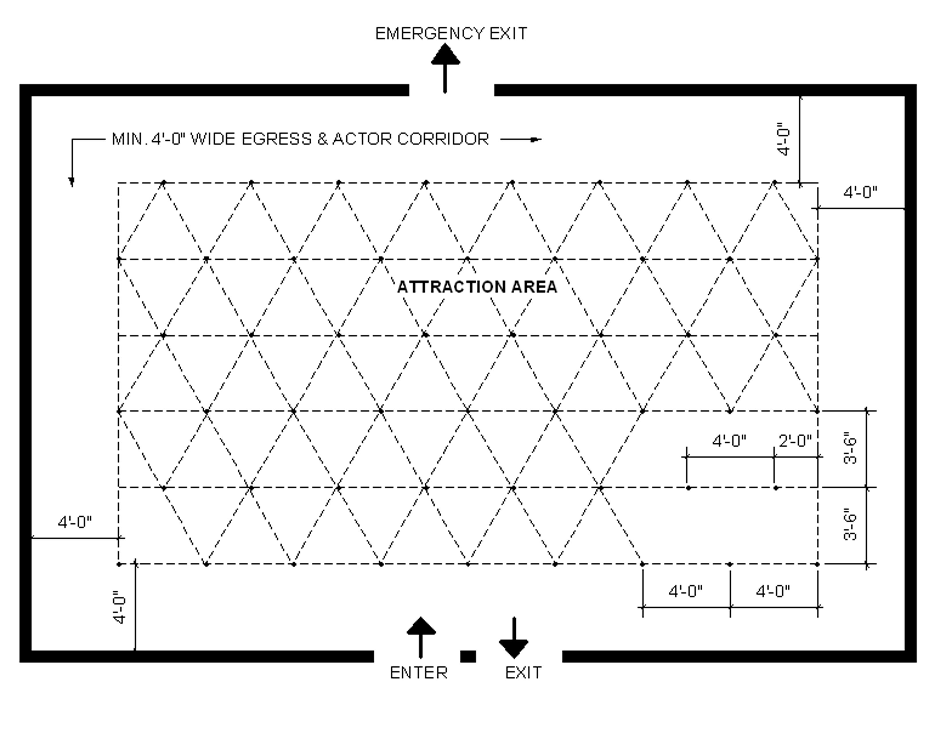 the triangular grid system how to hauntrepreneurs hauntrepreneurs