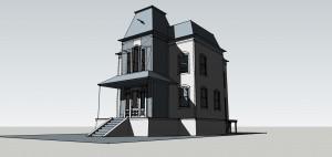 bates house sketchup2
